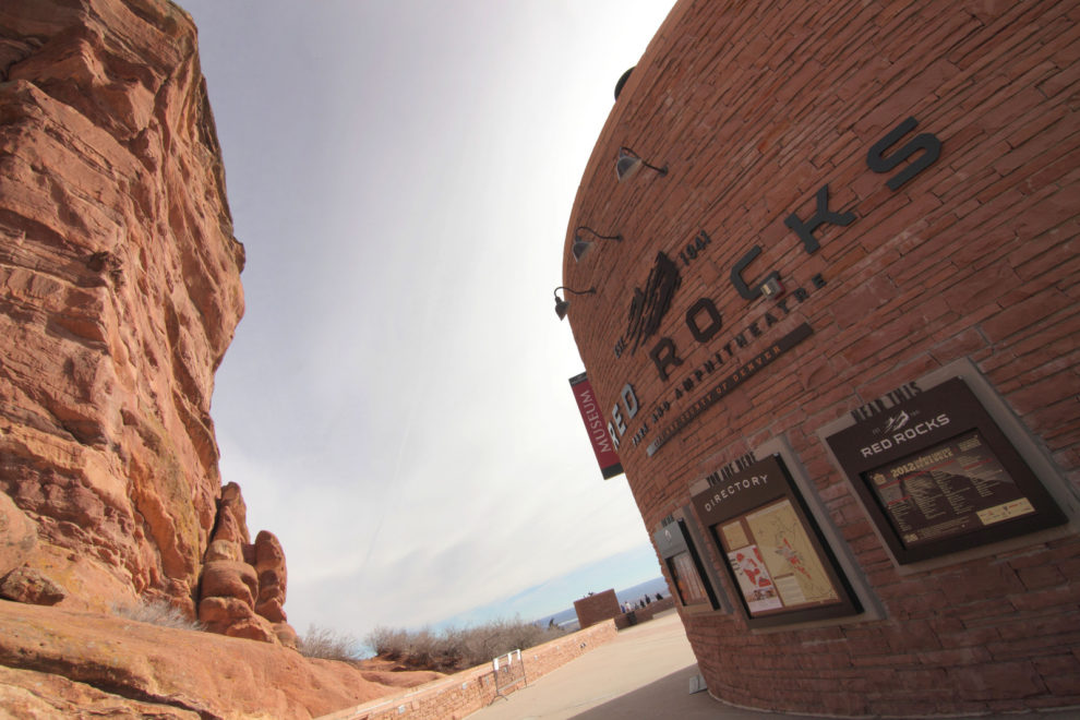 Red Rocks Welcome Center