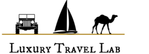 luxury travel lab logo