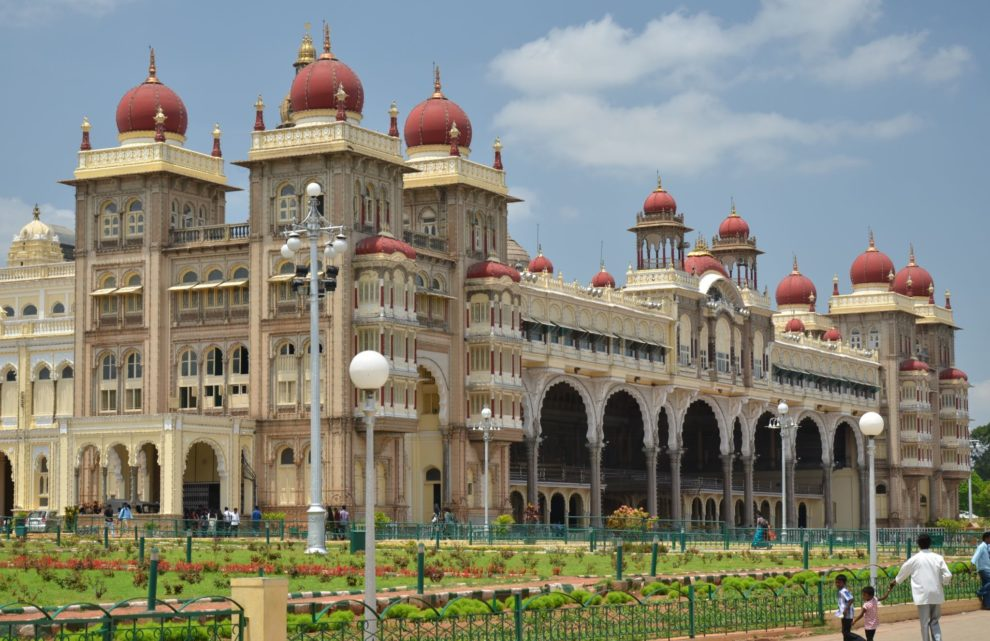 Mysore Palace - India Ph. C. Erny