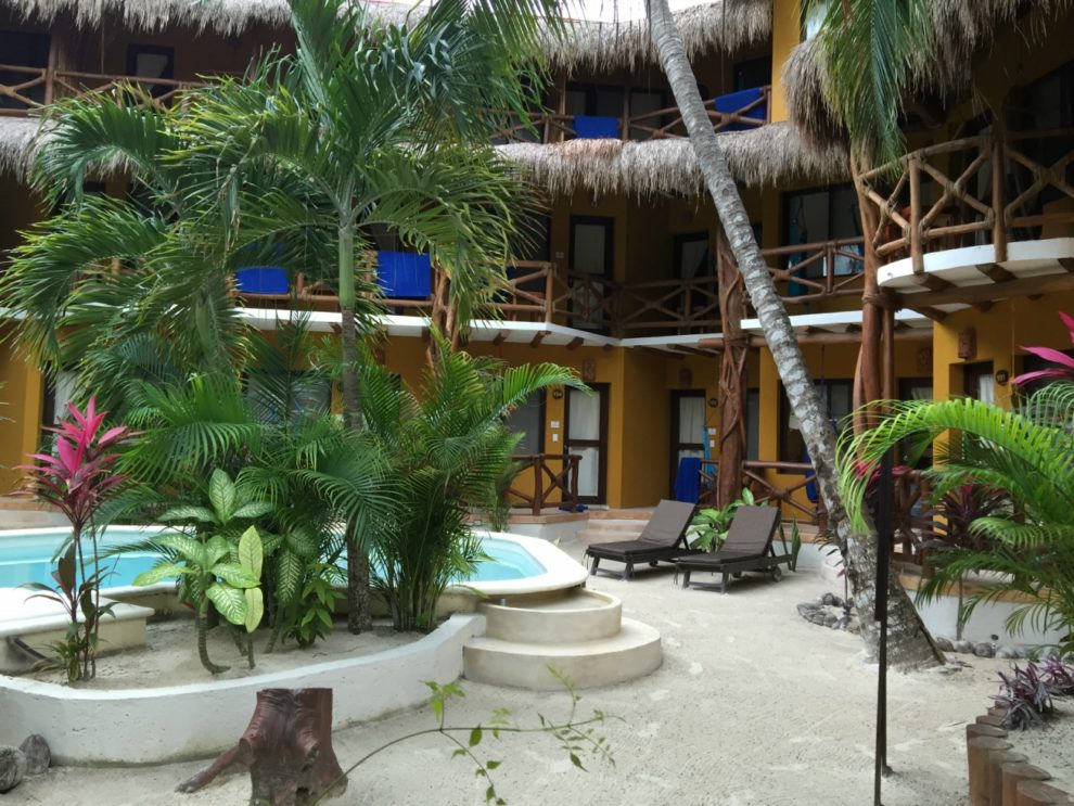 Hotel Holbox - camere