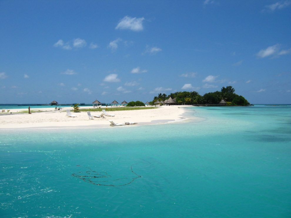 Maldive - White Bank