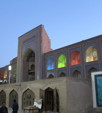 Khiva_at_sunset