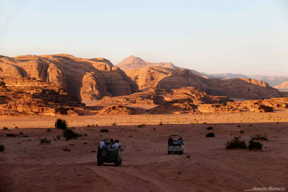 Wadi Rum Jeep Safari - pc Davide Bosco